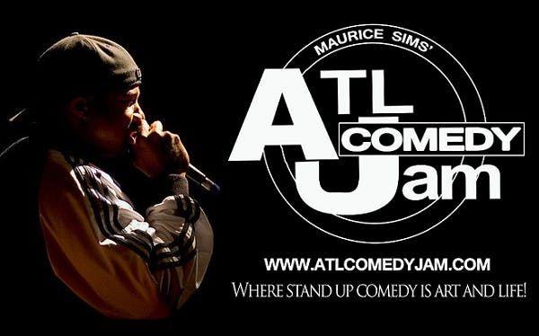 ATL Comedy Jam Sundays