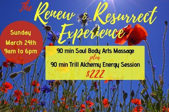 Spring Renew & Resurrect Experience