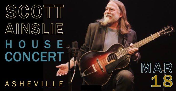 Scott Ainslie House Concert