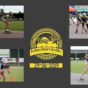 efc97dd3bd5 Radboud 1 hour relay race 2019 at Radboud Inline Skating - Inline ...