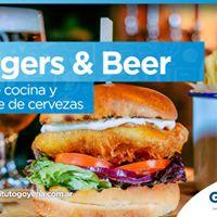 Burgers &amp Beer