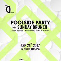 Pool-side Party Sunday Brunch Ft. Abhishek Mantri