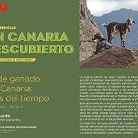 Gran Canaria al Descubierto.Trashumancia.Paisaje Cultural GC