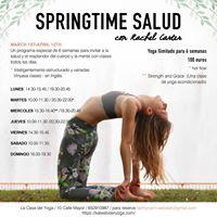 Springtime Salud