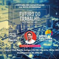 Futuro do Trabalho - Work Smart Not Hard