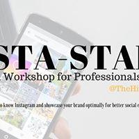 Insta-start A Workshop for Professionals PT. 1