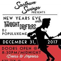 Sactown Swings New Years 2017