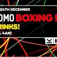 KOKOMO Boxing Day - 2 Drinks - Open Till 4am