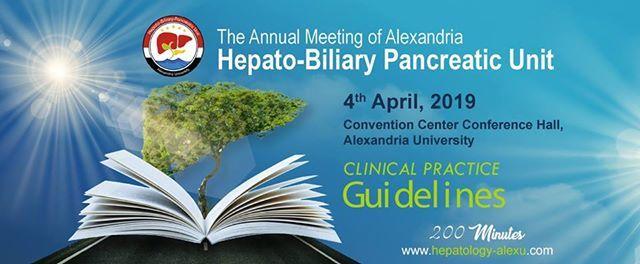 The Annual Meeting of Alexandria Hepato_biliary Pancreatic Unit
