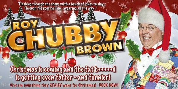 Amusing opinion Roy chubby brown shows