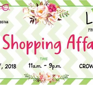 Lime Soda Pop Up- A Shopping Affair