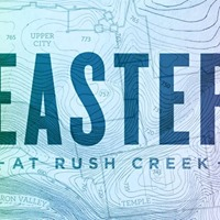 Easter at The Church on Rush Creek Handley