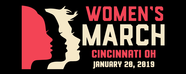 Womens March Cincinnati OH 2019
