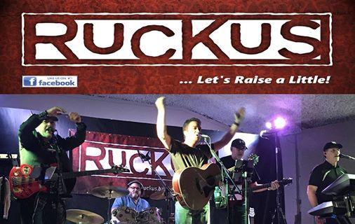 Ruckus - Noel Fire Hall May 11th 2019