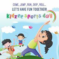 Kidzee Sports Day 2017