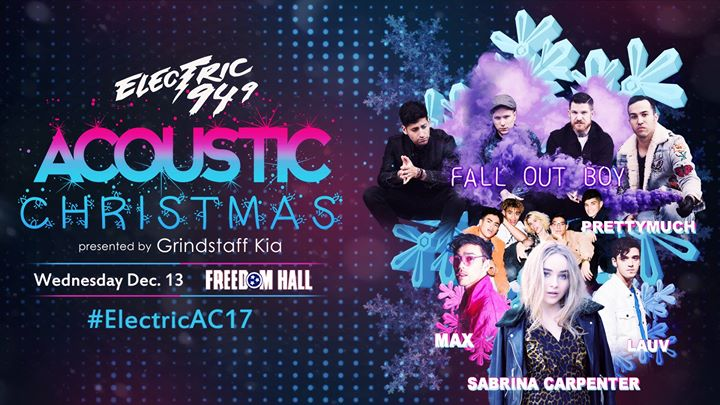 Electric 94.9s Acoustic Christmas 17