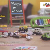 My Room My World a theatre play for toddlers between 2.5 years