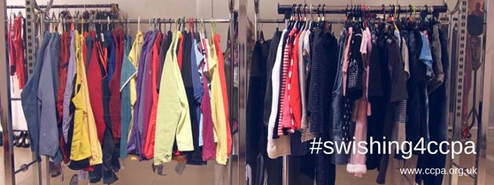 CCPA Swishing (Clothes Swap) Event