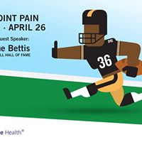 Joint Pain Seminar ft. Jerome Bettis