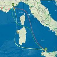 Racing Boat Charter Palermo-Montecarlo 2017