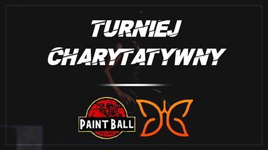 Charytatywny Turniej Paintballa