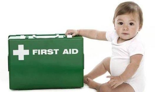 Paediatric First Aid L3 Blended Learning