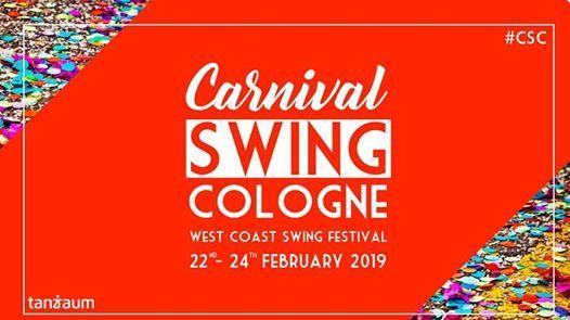 Carnival Swing Cologne 2019 (West Coast Swing)