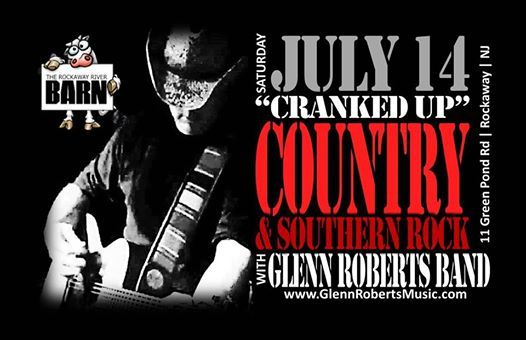 Glenn Roberts Band At The Rockaway River Barn Jersey