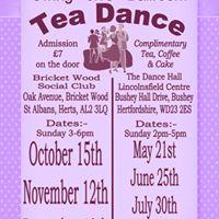 Swing Jive Ballroom Tea Dance with Balboa Workshop