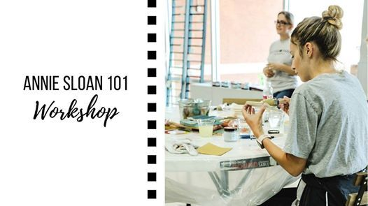 Annie Sloan 101 Workshop