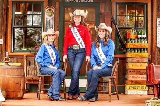2019 Wild Rogue Pro Rodeo Court Coronation Dinner And