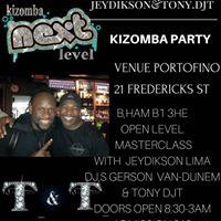 NEXT LEVELKizomba Party black&ampwhite edition