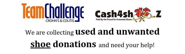 Cash4shooz for Team Challenge