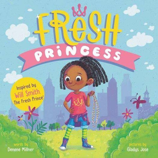 Fresh Princess Story Time at Barnes & Noble, Chino
