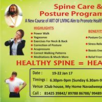 Spine care &amp Posture