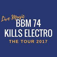 BBM 74 kills electro Hauterive Beach