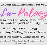 LuLaRoe Vendor Event