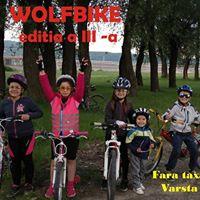 Wolfbike - editia a III - a
