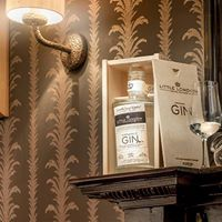 gin tasting mit pia at little london m nchen munich. Black Bedroom Furniture Sets. Home Design Ideas