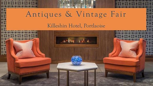 Portlaoise Antiques & Vintage Fair