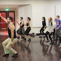 Dance Workshops with Quinten Busey