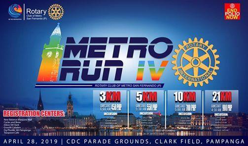 Metro Run 2019