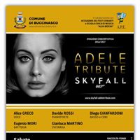 Skyfall ADELE Tribute Live at Auditorium Fagnana
