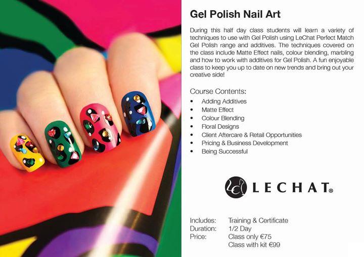 Gel Polish Nail Art Class At Asu Nail Beauty Supplies Training