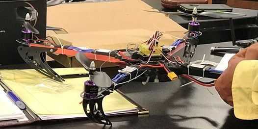 Build a Drone All Day Saturday Workshop at Wakulla