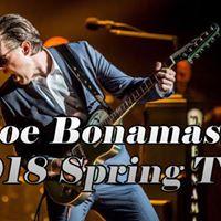 Joe Bonamassa in Tallahassee