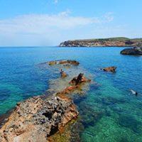 Kayak en Benirrs - Cuevas e islotes - Cal de silla