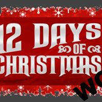 Twelve Days of Christmas WOD