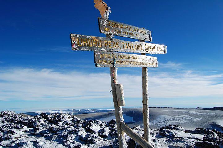 Open Kilimanjaro Lemosho Route (28 June - 08 July 2018)