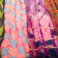 Nuno Felted Scarves with Robyn Smith
